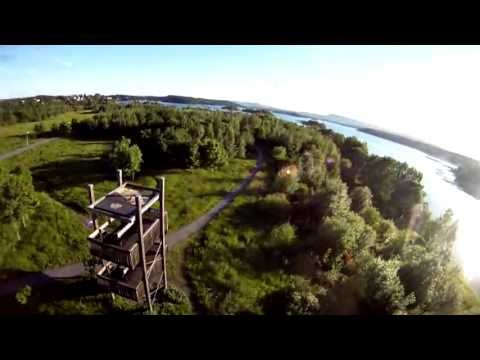 Bærum Drone Video