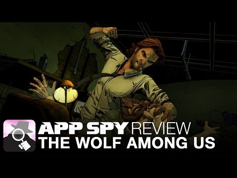 www.appspy.com - The Wolf Among Us iOS iPhone / iPad Gameplay Review. Visit http://www.appspy.com for more great iPhone and iPad game reviews. Approximate Installed Size - 69...