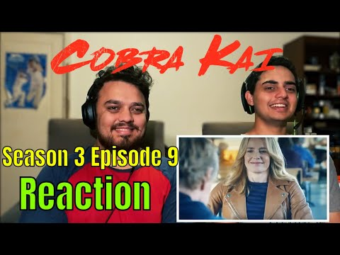 "Cobra Kai Season 3 Episode 9 Reaction and Review | ""Feel The Night"" | S3E09"