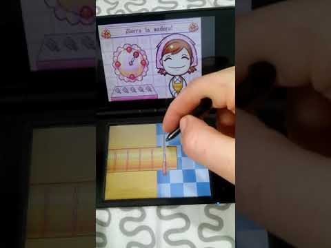 Cooking Mama Hobbies & Fun (Calidoscopio Y Torre Con La Cara De Mama)