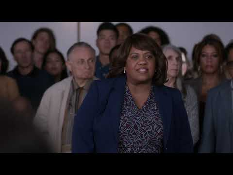 Bailey Stands up For Meredith at Her Hearing - Grey's Anatomy