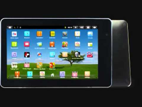 Penta T-Pad WS708C Full Hands On Review 2013 | Tablets 2013 by Penta
