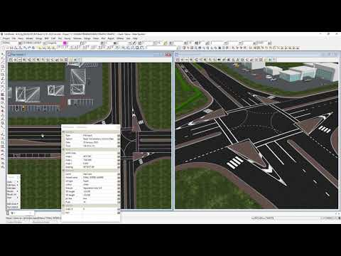 Trimesh BIM Episode 4: Traffic Light Layout and Basic Line Marking - Training Webinar Series