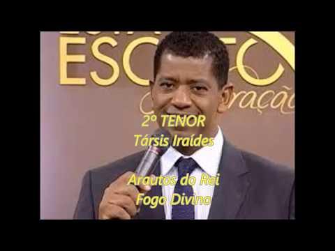 , title : 'Kit De Ensaio - 2º Segundo Tenor - Fogo Divino - Arautos do Rei'
