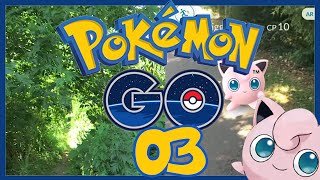 POKEMON GO EPISODE 3! Let's Play Pokemon GO! THE ENCHANTED TRAIL! by aDrive