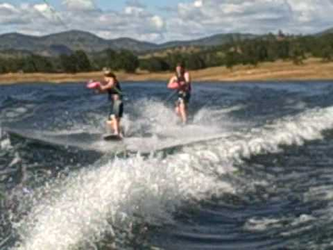 Double Flabongo on Wakeboard Thumbnail