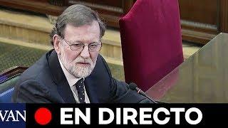 [EN DIRECTO] Mariano Rajoy comparece en el juicio del procés