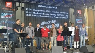 Video Musiquarium - SouthBohemiaJazzFest 2014