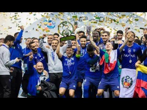 O título continental do Al-Hilal, que estará no Mundial de Clubes