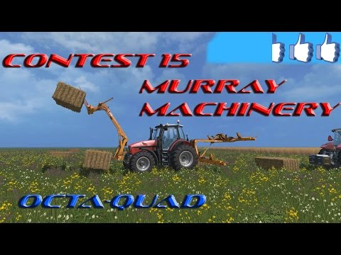 Murray Machinery Octa-Quad