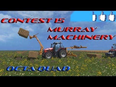 Murray Machinery Octa-Quad