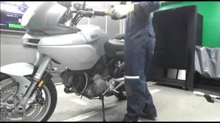 10. 2005 Ducati Multistrada 1000 l