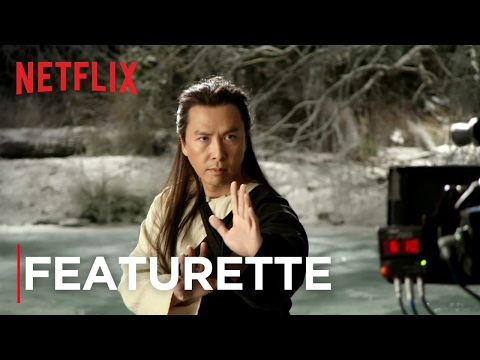Crouching Tiger, Hidden Dragon: Sword of Destiny (Featurette 'Action')