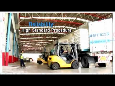 SCG Logistics Import Export Service Center @ Lamchabang Thailand