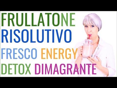 il frullatone risolutivo: energizzante, dimagrante e detox