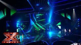 الأغنية الجماعية - العروض المباشرة الأسبوع 6 - The X Factor 2013