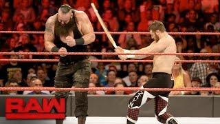 Nonton Sami Zayn Vs  Braun Strowman   Last Man Standing Match  Raw  Jan  2  2017 Film Subtitle Indonesia Streaming Movie Download