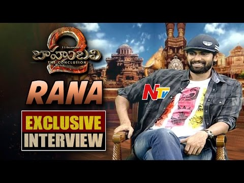 Rana Daggubati Exclusive Interview
