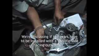 4. 2002 BMW F 650 GS Dakar Complete Engine Assembly | 9-Dec-2009