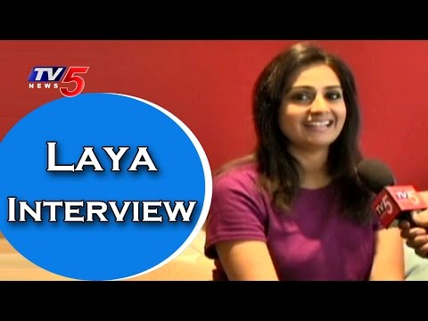 Actress Laya about her Movie Journey | Exclusive Interview