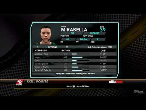 preview-IGN_Strategize: NBA 2K10 My Player Starter Tips (IGN)