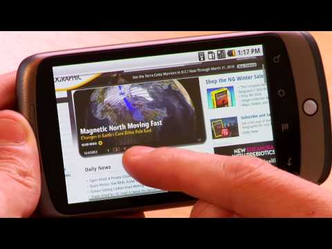 Video de Adobe Flash en Nexus One