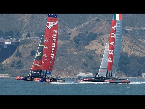 Emirates Team New Zealand -