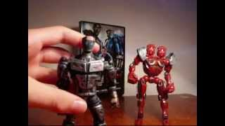 Real Steel Atom Vs. Twin Cities 2-Pack Review