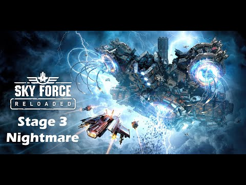 Sky Force Reloaded: Stage 3 Nightmare (PC)