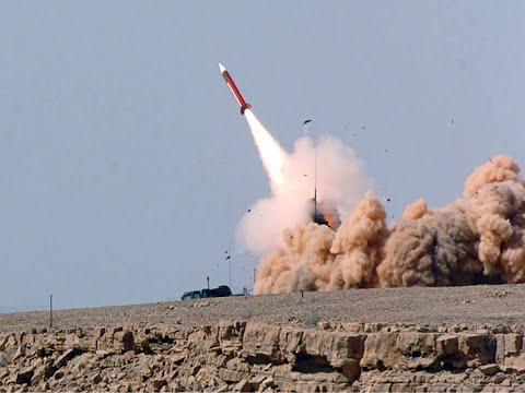 Израиль выпустил ракету Ратriот по летящему из Сирии беспилотнику - DomaVideo.Ru
