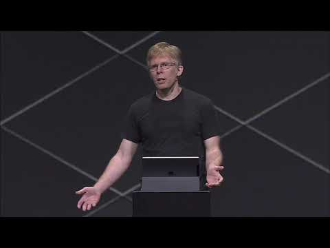 Oculus Connect 4   Day 2 Keynote: Carmack Unscripted