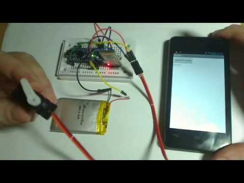 Is it possible to use an Arduino accelerometer to rotate
