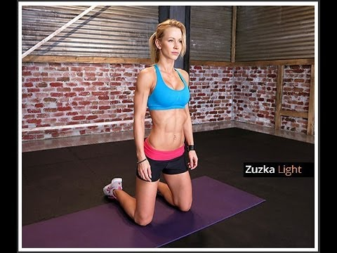 Zuzka Light's 2014 New Year Free 100 Rep Workout
