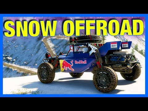 The Crew 2 : SNOW OFFROADING + CRAZY ROAD!!