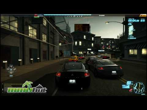 Video 2 de Need For Speed World: Gameplay de Need For Speed World