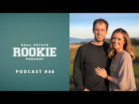 """How an """"I Don't Want to Invest"""" Couple Became Successful Long-Distance Landlords   Rookie Podcast 46"""