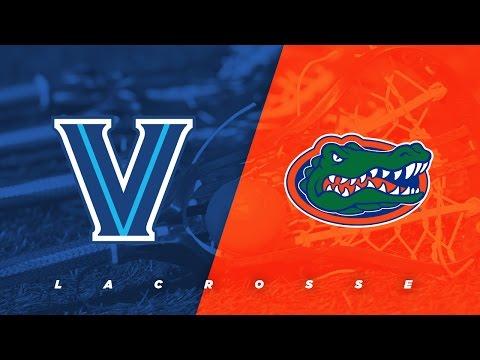 Villanova vs Florida | Lacrosse
