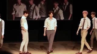 [FANCAM]크나큰 (KNK) - 170819 용산 팬싸 - 비 (Rain)