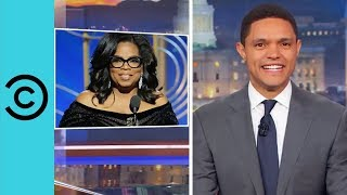 Video Oprah Winfrey For President | The Daily Show MP3, 3GP, MP4, WEBM, AVI, FLV Januari 2018
