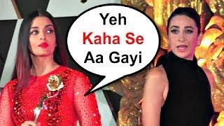 Video Aishwarya Rai Ignores Karishma Kapoor At Lux Golden Rose Awards 2018 MP3, 3GP, MP4, WEBM, AVI, FLV Desember 2018