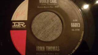 Irma Thomas - I Wish Someone Would Care - Fantastic Soul Ballad