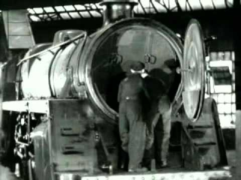 Films of Britain - see also Somerset Steam Loco Driver Colin Forse Memories RIP ASLEF - Yatton, Strawberry line http://www.youtube.com/watch?v=awetFcELrCo Work In Progress (195...