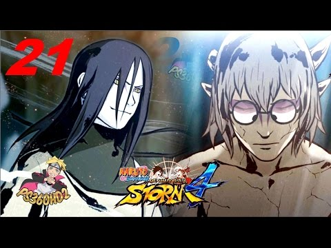 Naruto Shippuden: Ultimate Ninja Storm 4 - Story Mode | Walkthrough Part 21|  Taka Soars Ahead