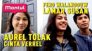 Video Mantul Infotainment Eps 25 | Teka-Teki  Pacar Aurel Hermansyah, Fero Dan Susan Siap Nikah MP3, 3GP, MP4, WEBM, AVI, FLV Juli 2019
