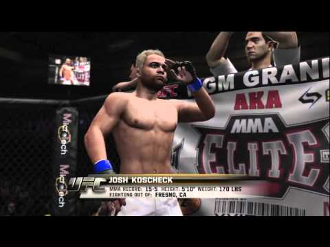 UFC Undisputed 3 gameplay - Here is a preview at the full game let me know if you want an in depth video on a certain category.