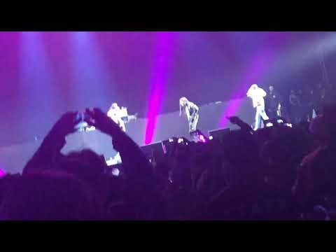 Offset,Metro Boomin-Ric Flair Drip ft.Migos live(live in seoul) (видео)