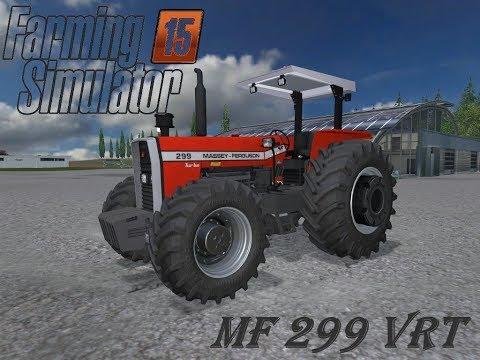 Massey Ferguson 299 VRT v1.3