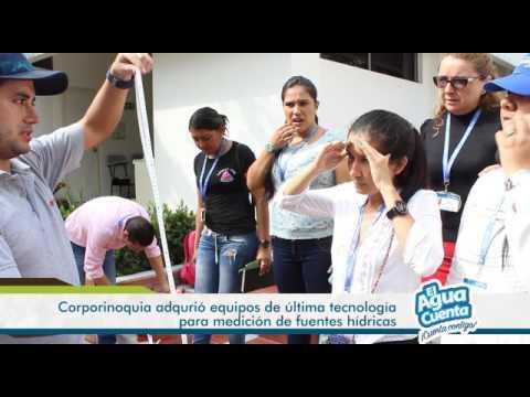 Corporinoquia adquirió equipos de última tecnología para medición de fuentes hídricas