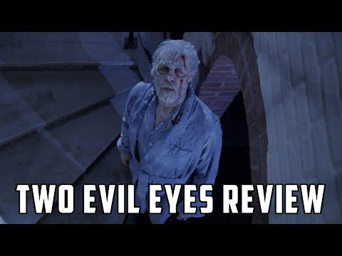 Two Evil Eyes (1990) Review 88 Films