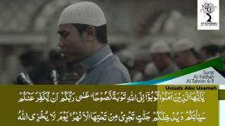 The Strangers   Tilawah Ustadz Abu Usamah Lc   Surat at tahrim 6 9